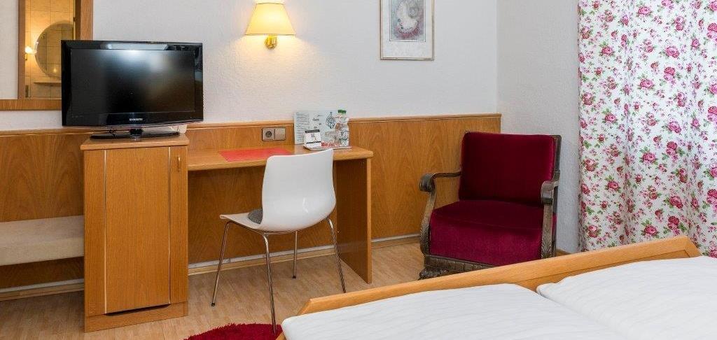 Raum - Hotel zum Erwin Karlsruhe